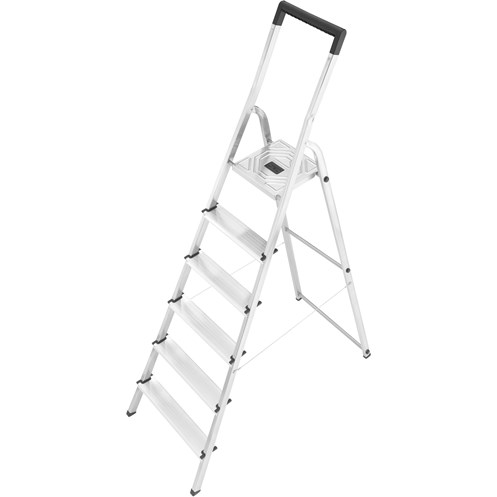Hailo  Profistep Ladder - 6 Thread