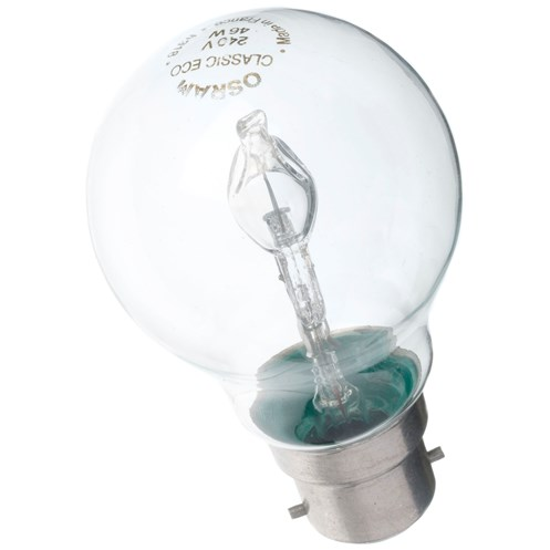 Osram  Halogen Light Bulb - 46W BC