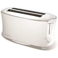 Morphy Richards  Essentials 4 Slice Toaster - White