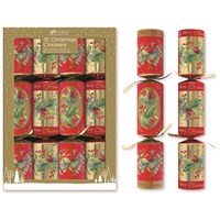 Anker  Christmas Crackers Traditional Design - 12 Pack