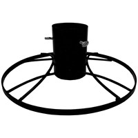 Bosmere  Black Metal Christmas Tree Stand - 4in