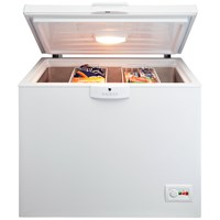 Beko  Freestanding 298 Litre Chest Freezer White - CF1100AP