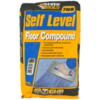 Everbuild  708 Self Level Floor Compound - 20kg