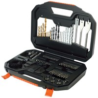 Black & Decker  A7187 Drilling & Screwdriving Accessory Set - 100 Piece