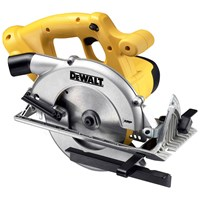 Dewalt  DC390N 165mm Cordless Circular Saw - 18V