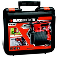 Black & Decker  KR604CRESK-GB Hammer Drill with Kitbox - 230V