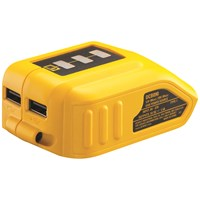 Dewalt  DCB090 USB Battery Charger - 10.8, 14.4 & 18V