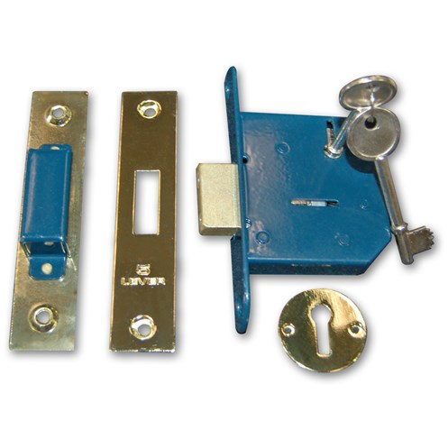 Basta  5 Lever Deadlock - 64mm