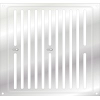 Airstream  Adjustable Aluminium Air Vent - 9 x 9in