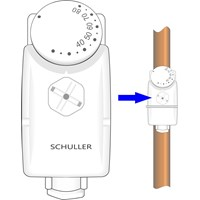 Schuller  Pipe Thermostat