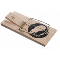 Pestclear  Wooden Rat Trap - Carded