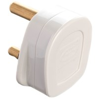 Powermaster  3 Pin Plug Top - 15 Amp