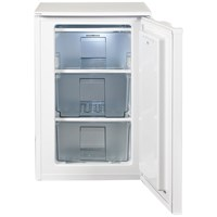 NordMende  White Freestanding Under Counter Freezer 75 Litre - RUF147WHA+