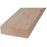 SNR  Eased Edged Kiln Dried Timber  - 150 x 75mm