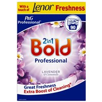 Bold  2-in-1 Lavender & Camomile Washing Powder  - 90 Washes