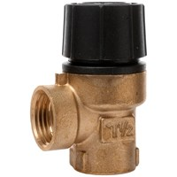 Emmeti  No 1 Safety Valve 6 Bar - 1/2in
